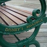 Снимок сделан в Disney's BoardWalk пользователем CJ H. 6/8/2012