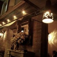 Photo taken at Porcini Trattoria by Thomas L. on 7/14/2012