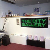 Photo taken at City Gallery by Caron L. on 7/21/2012
