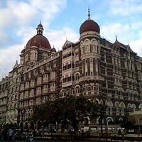 Photo taken at Taj Mahal Palace & Tower by 2pong on 1/19/2012