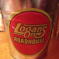 Photo taken at Logan's Roadhouse by Kevin C. on 11/5/2011