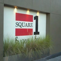 Photo taken at Square 1 Burgers by Leigh T. on 10/2/2011