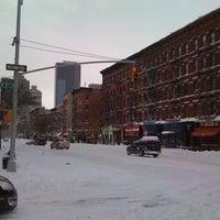 Photo taken at Snowpocalypse 2010 - NY by Tako N. on 12/30/2010