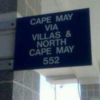 Photo taken at Wildwood bus terminal by Daryl J. on 3/11/2012