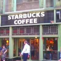 Photo taken at Starbucks by Sean B. on 10/10/2011