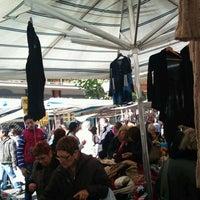 Photo taken at Mercato di Porta Portese by Edo C. on 10/23/2011