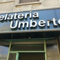 Photo taken at Gelateria Umberto by emilio v. on 6/19/2011