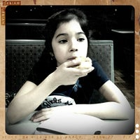 Photo taken at Mamma Mia Pizzeria & Italian Restaurant by Faith B. on 1/25/2012