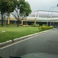 Photo taken at Frederico Ozanam Bus Terminal by Clayton R. on 1/8/2012