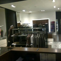 Photo taken at Hugo Boss by Aneep Y. on 9/8/2012