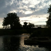 Photo taken at St. Vrain Greenway by Brooke S. on 8/14/2012