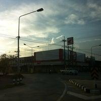 Photo taken at เทศบาลเมืองพล by Thapani D. on 6/4/2012
