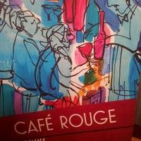 Photo prise au Café Rouge par Penelope B. le3/12/2012