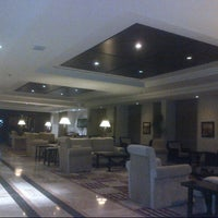 Photo taken at Century Park Hotel by Mohammed A. on 6/30/2012