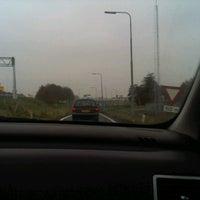 Photo taken at A12 (13, Nieuwerbrug) by Linda S. on 10/30/2011
