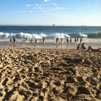 Photo taken at Seal Beach by Annie M. on 9/3/2012