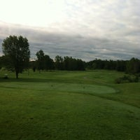 Photo taken at Rattle Run Golf Course by Adam S. on 8/12/2012