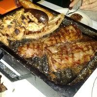 Photo taken at Carlitos Gardel Restaurant by Daniel K. on 1/29/2012