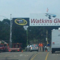 Photo taken at Watkins Glen International by Kevin A. on 8/9/2012