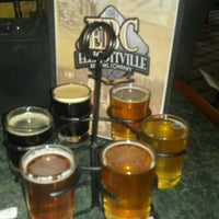 Photo taken at Ellicottville Brewing Company by Big W. on 11/19/2011