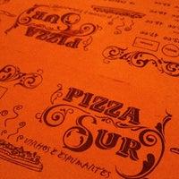 Foto tirada no(a) Pizza Sur Savassi por Daniel P. em 4/17/2012