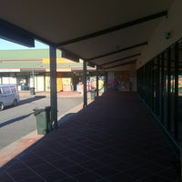 Photo taken at Boonooroo Park Shopping Centre by Tony Z on 8/8/2011