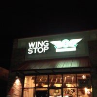 Photo taken at Wingstop by Courtney S. on 7/27/2011