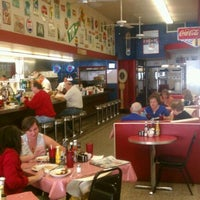 Photo taken at Watson Drugs & Soda Fountain by Mike K. on 2/1/2012