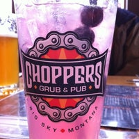 Photo taken at Choppers Grub & Pub by Giselle F. on 6/8/2011