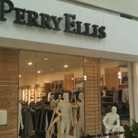 Photo taken at Perry Ellis - Los Cerritos Center by JamesBrownInMiami on 10/26/2011