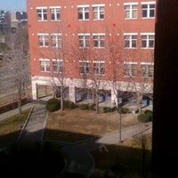 Photo taken at Roxbury Community College by mikie a. on 3/7/2012