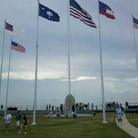 Photo taken at Fort Sumter National Monument by Chad S. on 5/28/2011