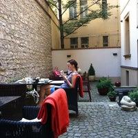 Photo taken at Café Lounge by Jakub S. on 5/22/2011