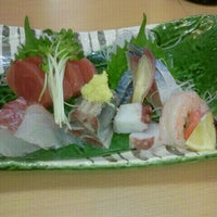 Photo taken at 郷土料理 いわし料理 おはし by Harutaka H. on 10/27/2011