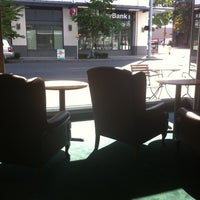 Photo taken at Uptown Espresso by Shirley L. on 8/21/2011