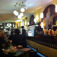 Photo taken at Café Filmbühne am Steinplatz by Markus 🦂 on 12/1/2011