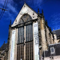Photo taken at De Nieuwe Kerk by Albert C. on 8/4/2012