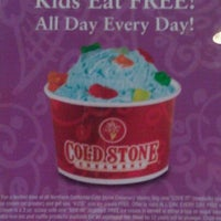 Photo taken at Cold Stone Creamery by Diane C. on 9/5/2011
