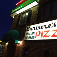 Photo taken at Barbiere's Italian Inn by Adam A. on 2/7/2012