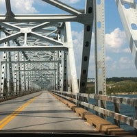 Photo taken at Kimberling City Bridge by Tina W. on 9/3/2011