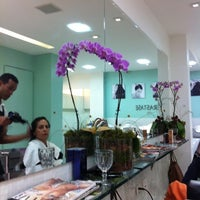 Photo taken at Crystal Hair by celia t. on 10/29/2011