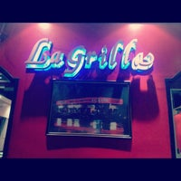 Photo taken at La Grilla by Gon B. on 7/30/2012