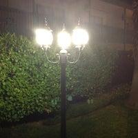 Photo taken at Anaheim Plaza Hotel & Suites by Liz F. on 5/16/2012