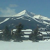 Photo taken at Summit Hotel Big Sky by Sherry C. on 2/6/2012
