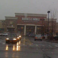 Photo taken at Barnes & Noble by Melissa B. on 2/16/2012