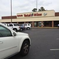 Photo taken at Total Wine & More by Barbara B. on 3/9/2012