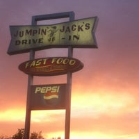 Photo taken at Jumpin' Jacks Drive-In by Jeff P. on 7/21/2012