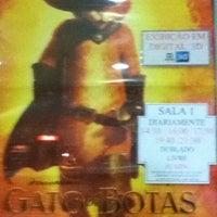 Photo taken at Cine Della by Eduarda A. on 12/20/2011