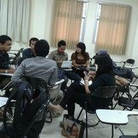 Photo taken at Fakultas Hukum Undip R. H202 by Lucia c. on 11/3/2011