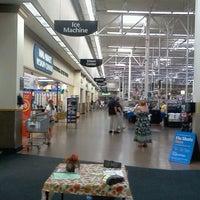 Photo taken at Walmart Supercenter by Adam S. on 10/1/2011